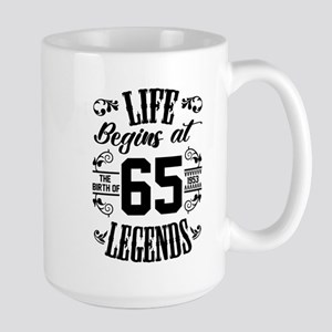 LIFE BEGINS AT 1953 THE BIRTH OF LEGENDS Mugs
