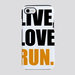 run iPhone 8/7 Tough Case