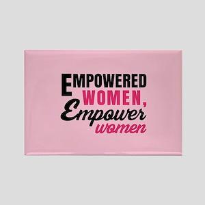 Empowered Women Empower Women Magnets