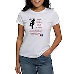 Mark Twain Fiddle Women's T-Shirt