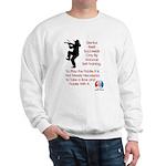 Mark Twain Fiddle Sweatshirt