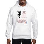 Mark Twain Fiddle Hooded Sweatshirt