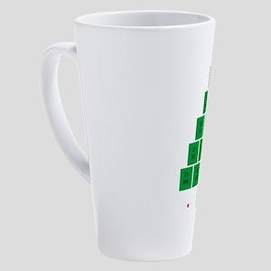 Oh Chemistree 17 oz Latte Mug