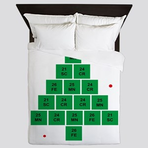 Oh Chemistree Queen Duvet