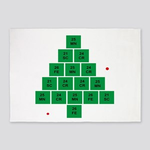 Oh Chemistree 5'x7'Area Rug