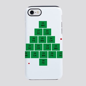 Oh Chemistree iPhone 8/7 Tough Case