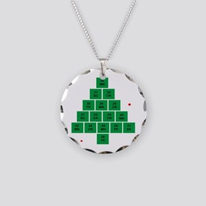 Oh Chemistree Necklace Circle Charm