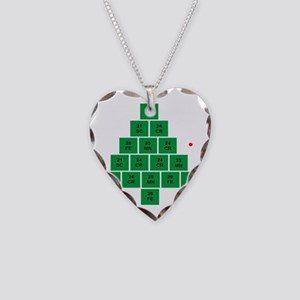 Oh Chemistree Necklace Heart Charm