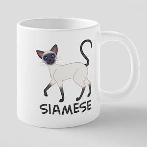 Blue Point Siamese Mugs