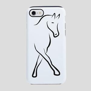 dressage iPhone 8/7 Tough Case