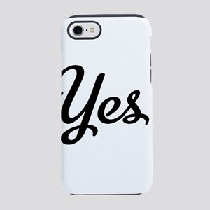 yes iPhone 8/7 Tough Case