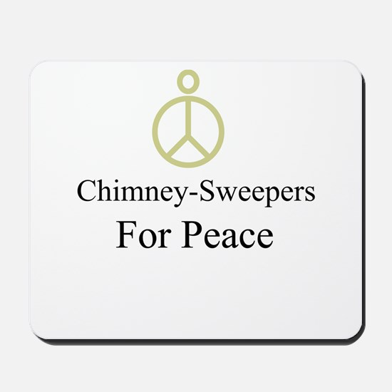 Chimney-Sweepers Mousepad