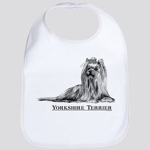 Yorkshire Terrier Dog Breed Bib