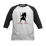 Stick Jock Kids Baseball Jersey