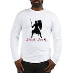 Stick Jock Long Sleeve T-Shirt