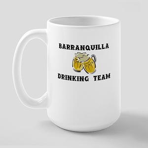 Barranquilla Large Mug