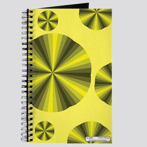 Yellow Illusion Journal
