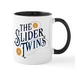 Slider Twins Mugs