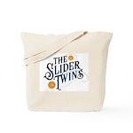 Slider Twins Tote Bag