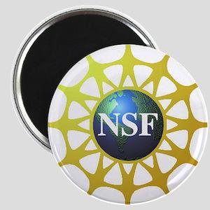NSF Logo Magnet
