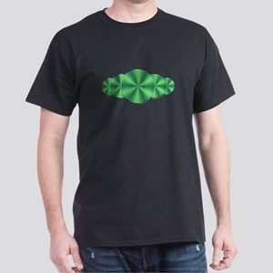 Green Illusion Dark T-Shirt