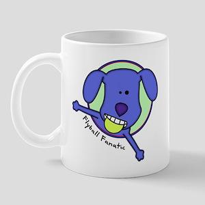 Flyball Fanatic Mug