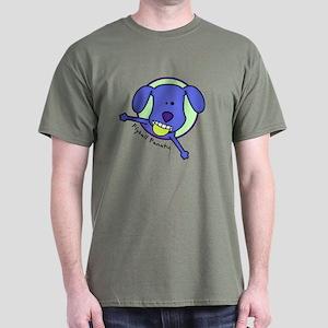 Flyball Fanatic Dark T-Shirt