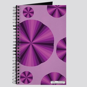 Purple Illusion Journal