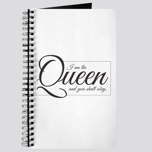 I am the Queen - Obey Journal