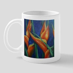 Heliconia Mug