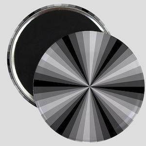 Black Illusion Magnet