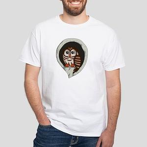 Selene White T-Shirt