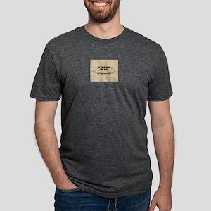 holdboob Mens Tri-blend T-Shirt