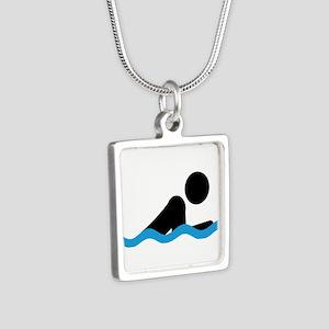 breaststroke Necklaces