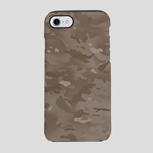 Camouflage: Desert iPhone 8/7 Tough Case