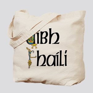 Offaly (Gaelic) Tote Bag