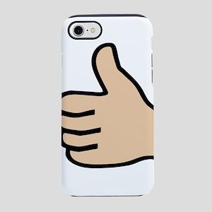 thumbs up iPhone 8/7 Tough Case
