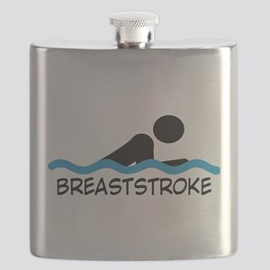 breaststroke Flask