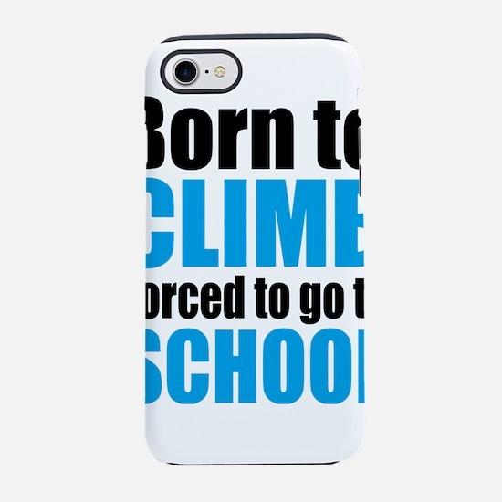 climb iPhone 8/7 Tough Case
