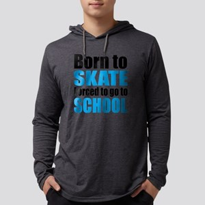 skateboard Long Sleeve T-Shirt