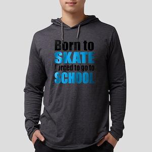 skateboard Long Sleeve T-Shirt