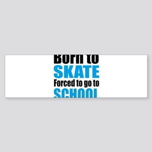 skateboard Bumper Sticker