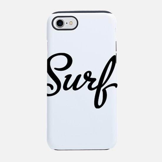 surf iPhone 8/7 Tough Case