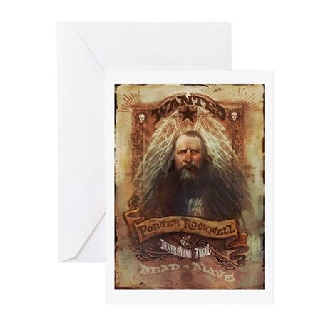Orrin P. Rockwell Greeting Cards (Pk of 20)