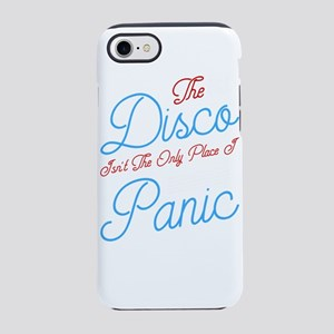 The Disco Isn't The Only Pla iPhone 8/7 Tough Case
