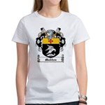 Madden Family Crest Women's T-Shirt
