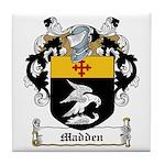 Madden Family Crest Tile Coaster