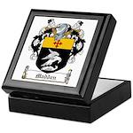 Madden Family Crest Keepsake Box