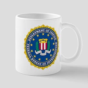 federal bureau of investigation Mugs