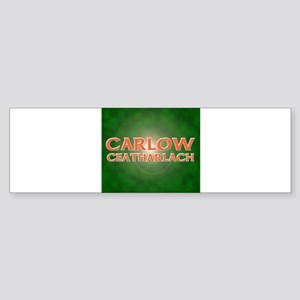 Everything Carlow Bumper Sticker